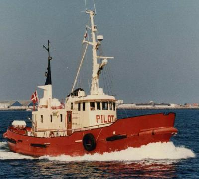 Lodsbåd