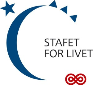 stafet for livet - logo