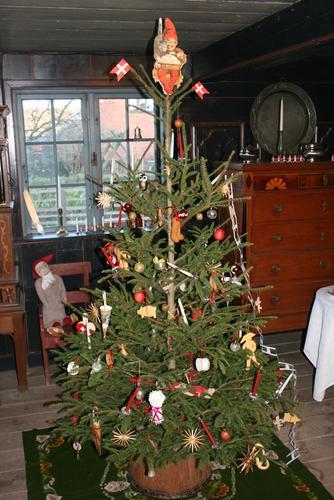 Jul på Amagermuseet